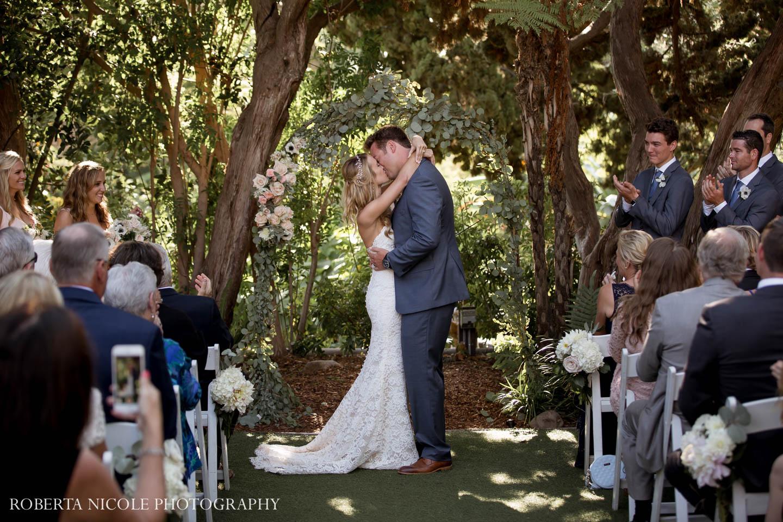 San Diego Botanic Garden Wedding, Encinitas | Caitlin & Barrett ...